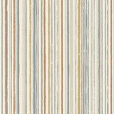 The Paper Partnership Milne Stripe Harvest Wallpaper