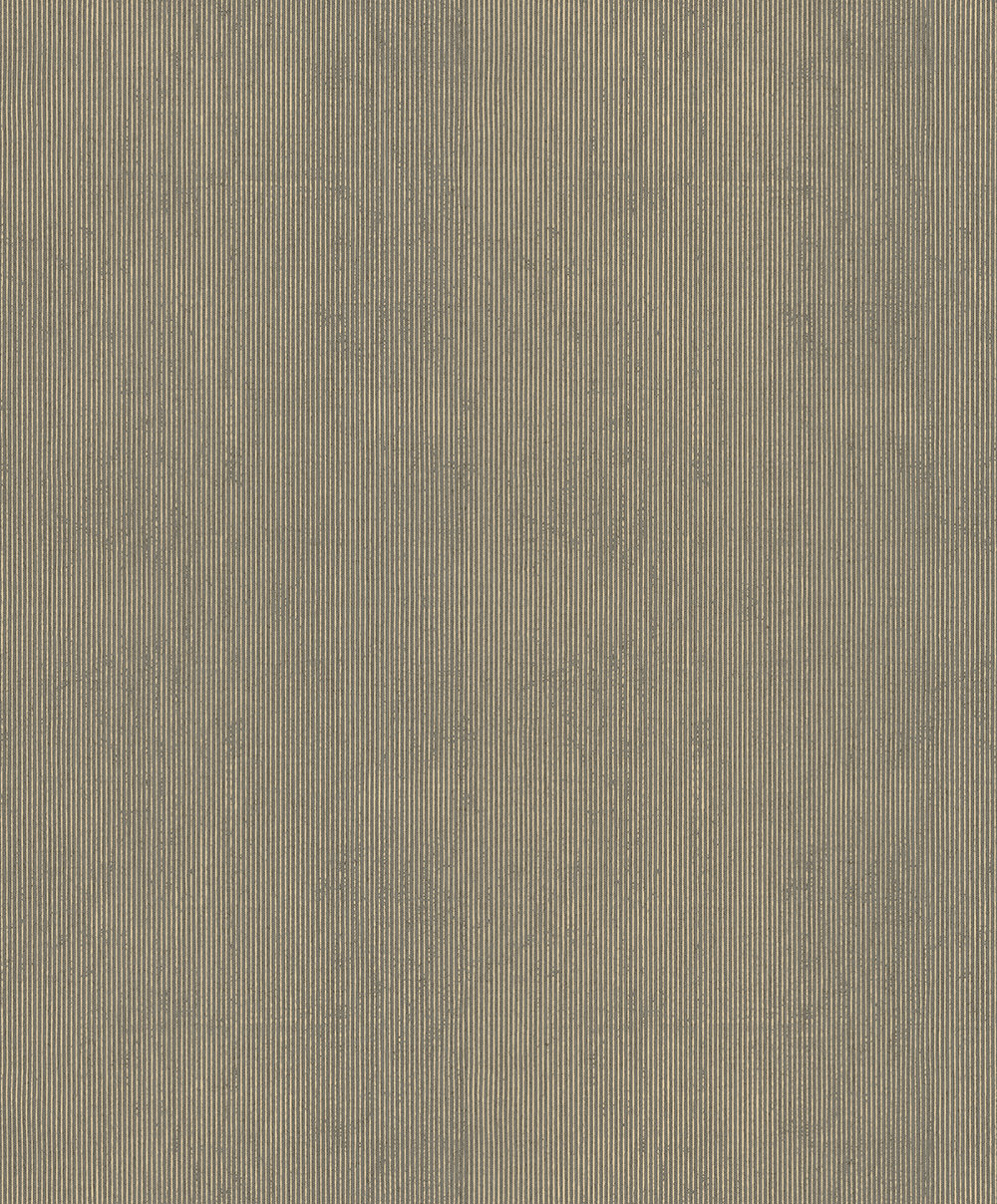 The Paper Partnership Sackville Chocolate Gold Wallpaper - Product code: WP0130605