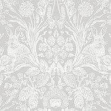 Albany Bexley Grey Wallpaper