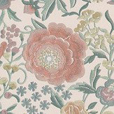 Missoni Home Oriental Garden Off White Wallpaper