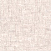 Arthouse Linen Texture Plaster Pink Wallpaper