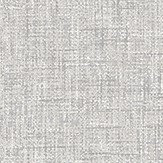 Arthouse Linen Texture Grey Wallpaper