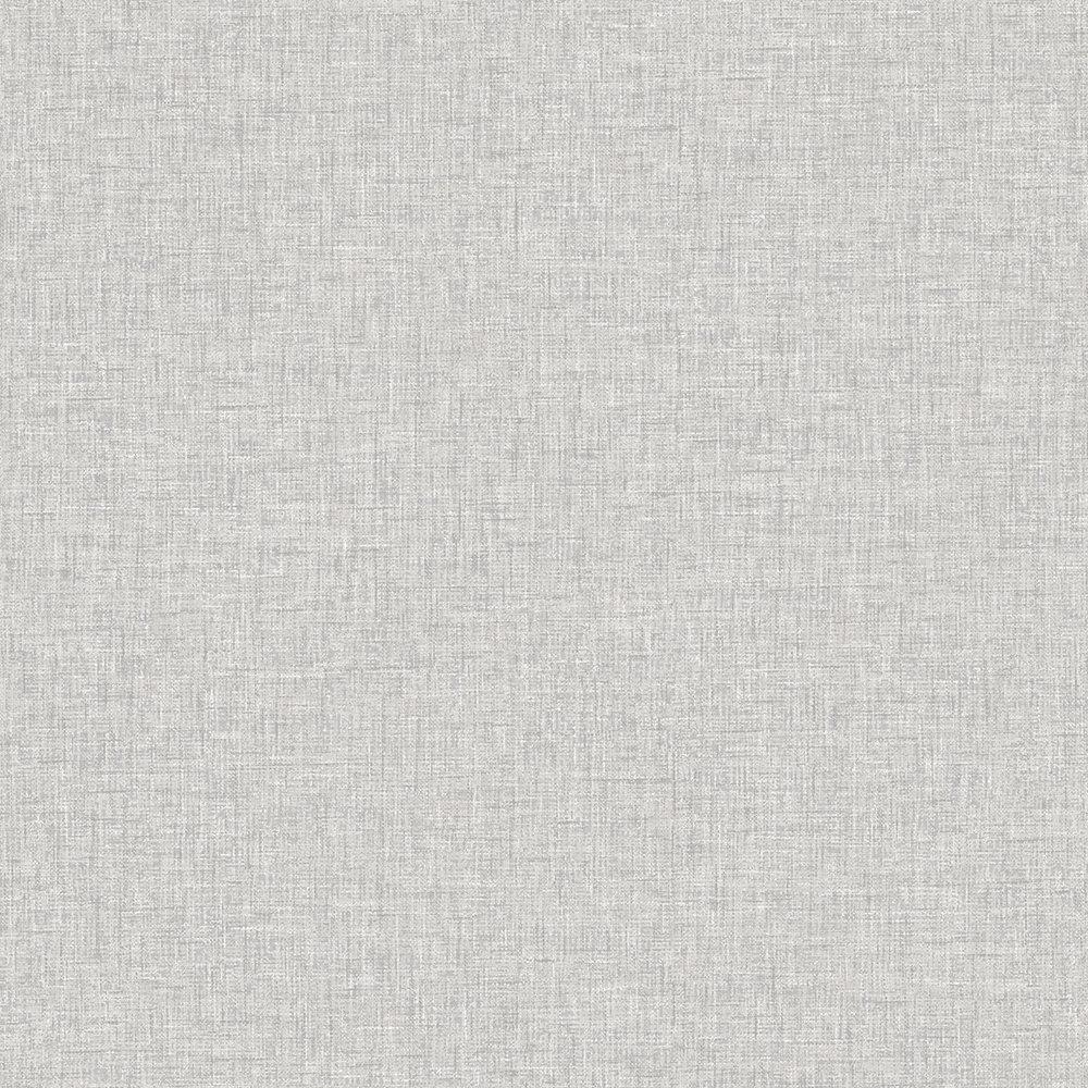 Arthouse Linen Texture Grey Wallpaper - Product code: 676006