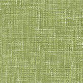 Arthouse Linen Texture Green Wallpaper