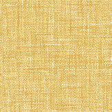Arthouse Linen Texture Ochre Wallpaper