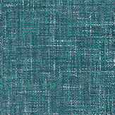 Arthouse Linen Texture Teal Wallpaper