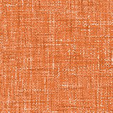 Arthouse Linen Texture Orange Wallpaper