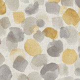 Arthouse Painted Dots Mustard Yellow Wallpaper