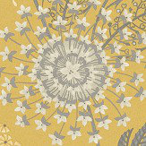Arthouse Vintage Bloom Mustard Wallpaper - Product code: 676206