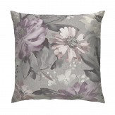 Arthouse Painted Dahlia Cushion Heather - Product code: 008364