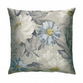Arthouse Painted Dahlia Cushion Grey