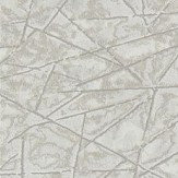Anthology Shatter Ivory and Pebble Wallpaper - Product code: 111853