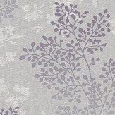Arthouse Parkland Grey / Mauve Wallpaper - Product code: 698004