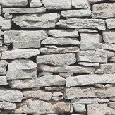 Arthouse Stone Wall Taupe Wallpaper