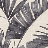 Arthouse Banana Palm Charcoal Wallpaper