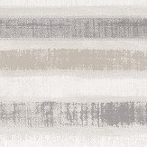 Arthouse Painted Stripe Chalk Grey Wallpaper