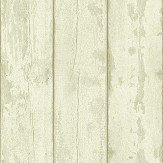 Arthouse Washed Wood Cream / Green Wallpaper - Product code: 698106
