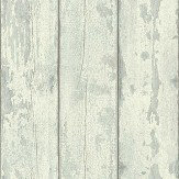 Arthouse Washed Wood Cream / Teal Wallpaper - Product code: 698107