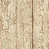 Arthouse Washed Wood Neutral Wallpaper - Product code: 698108