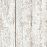 Arthouse Washed Wood Taupe Wallpaper - Product code: 698109