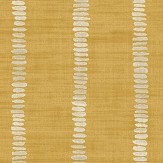 Arthouse Silk Road Stripe Ochre Wallpaper