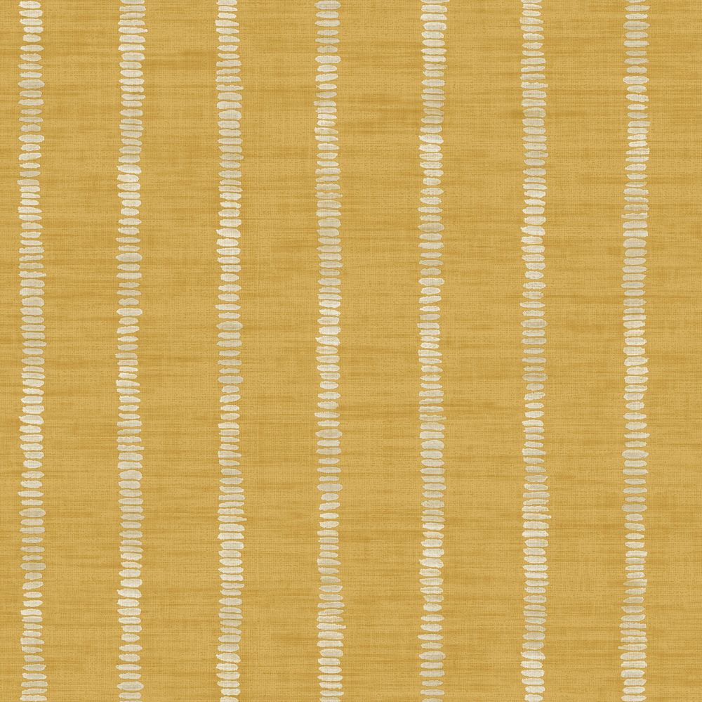 Arthouse Silk Road Stripe Ochre Wallpaper main image