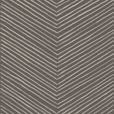 Arthouse Arrow Weave Cocoa Wallpaper