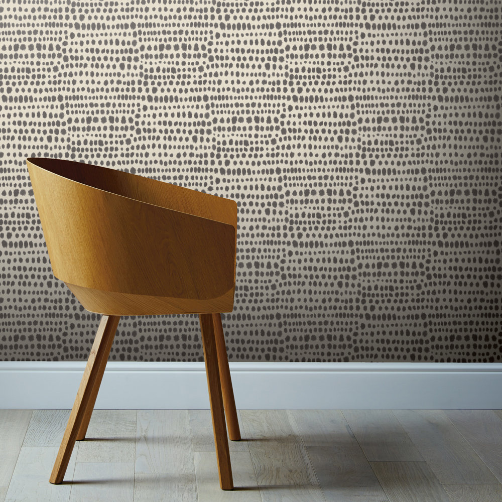 Arthouse Tribal Charcoal Wallpaper - Product code: 610803