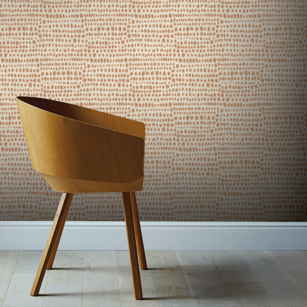 Arthouse Tribal Coffee Wallpaper - Product code: 610804