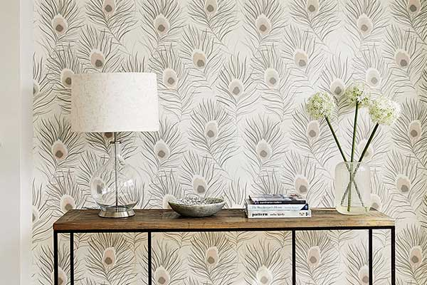 Harlequin Orlena Rose Gold/Pearl Wallpaper - Product code: 111878