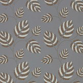 Harlequin Marbelle French Grey/Brass Wallpaper