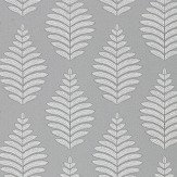 Harlequin Lucielle Pearl/French Grey Wallpaper