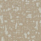 Harlequin Lucette Brass Wallpaper