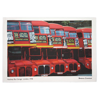 Brewers Home Hackney Bus Garage Tea Towel - Product code: BC TT02 005