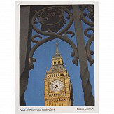Brewers Home Big Ben Tea Towel