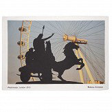 Brewers Home Boadicea Tea Towel