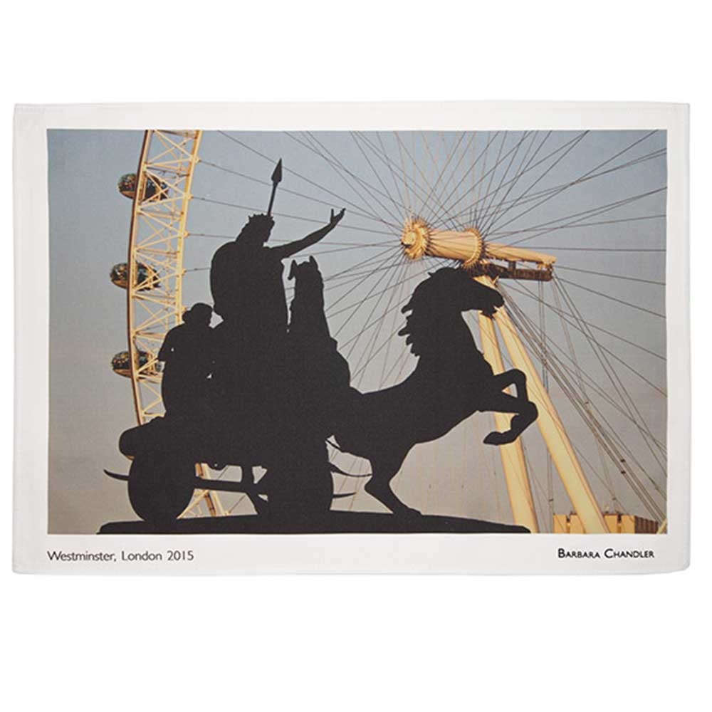 Brewers Home Boadicea Tea Towel - Product code: BC TT02 011