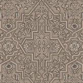 Boråstapeter Rosenvinge Brown Wallpaper - Product code: 4502