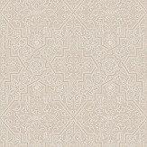 Boråstapeter Rosenvinge Beige Wallpaper - Product code: 4503