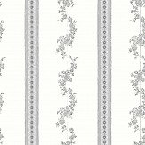 Boråstapeter Drottningholm Grey Wallpaper - Product code: 4508