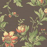 Boråstapeter Blomslinga Pink Wallpaper - Product code: 4517