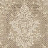 Boråstapeter Sofia Khaki Wallpaper - Product code: 4534