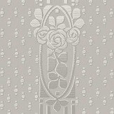 Boråstapeter Ellen Dove grey Wallpaper - Product code: 4543