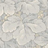 Boråstapeter Waldemar Grey Wallpaper - Product code: 4546