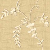 Boråstapeter Ulricehamn Buttermilk Yellow Wallpaper - Product code: 4548