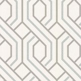 G P & J Baker Parterre Soft blue Wallpaper - Product code: BW45081/3