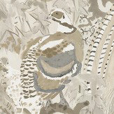 Mulberry Home Game Birds Stone Wallpaper
