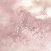 Arthouse Diamond Galaxy Blush Wallpaper