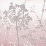 Arthouse Damselfly Blush Wallpaper