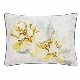 Designers Guild Saverne Embroidered Cushion Camellia